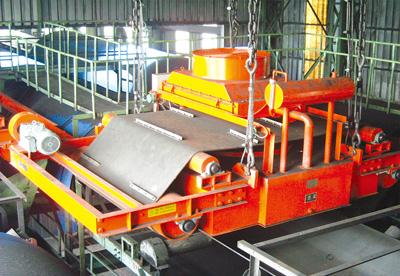 RCDFJ-T强迫油循环自卸式电磁除铁器